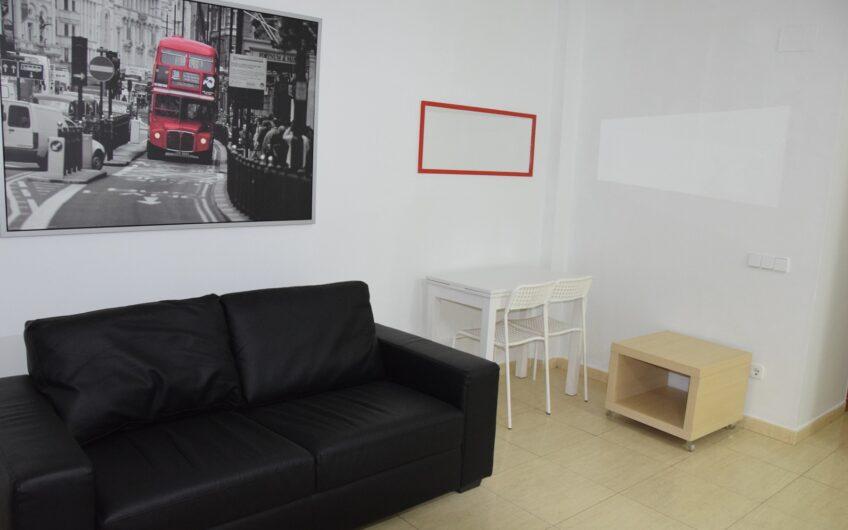 Se alquila estudio en zona Sant Pau