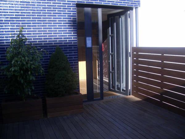 Se vende piso con grandes terrazas en zona Font d'en Fargues
